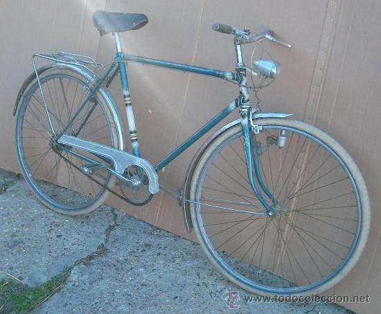 Antigüedades: bicicleta suiza marca niesen con velocidades antigua y funcinando ,,bici365 - Foto 9 - 26305591