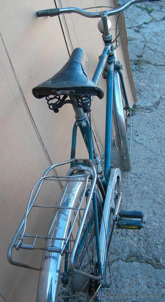 Antigüedades: bicicleta suiza marca niesen con velocidades antigua y funcinando ,,bici365 - Foto 2 - 26305591