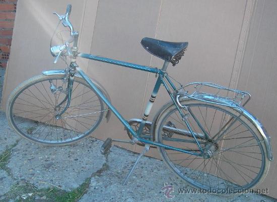 Antigüedades: bicicleta suiza marca niesen con velocidades antigua y funcinando ,,bici365 - Foto 8 - 26305591