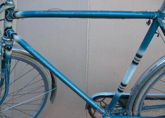 Antigüedades: bicicleta suiza marca niesen con velocidades antigua y funcinando ,,bici365 - Foto 6 - 26305591