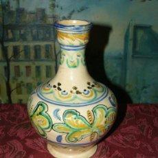 Antigüedades: JARRA DE MANISES DE MITAD DEL SIGLO XX . Lote 22349615
