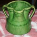 Antigüedades: VASIJA DE CERÀMICA DE TITO (ÙBEDA). Lote 26717447