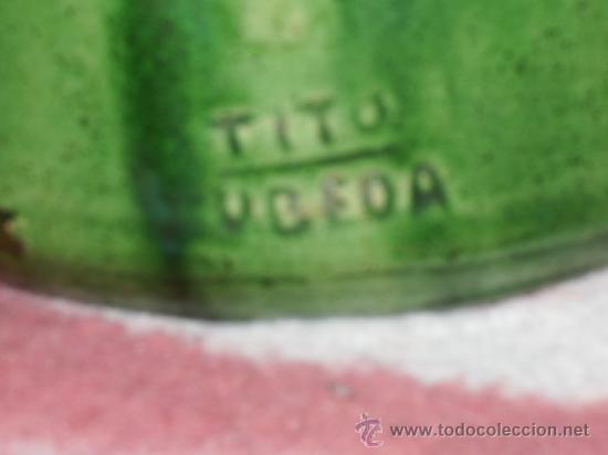 Antigüedades: vasija de ceràmica de Tito (ùbeda) - Foto 3 - 26717447