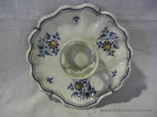 MANCERINA DE ALCORA. SIGLO XVIII, 2ª ÉPOCA. (Antigüedades - Porcelanas y Cerámicas - Alcora)