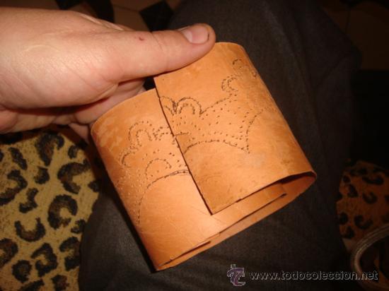 Antigüedades: lote de 40 cartones para hacer encajes de bolillo, , regalo antiguo cuaderno de labores - Foto 18 - 22646724