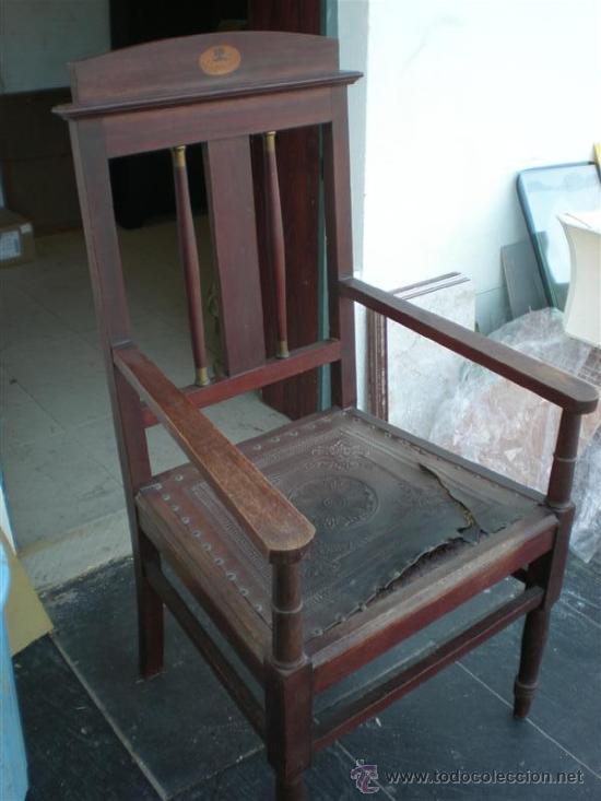 Antigüedades: sillon estilo inperio - Foto 3 - 22711623
