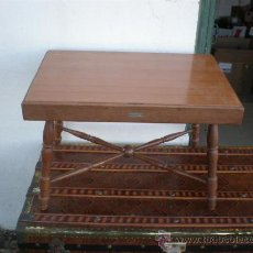 Antigüedades - pequeña mesa holandesa - 22711640