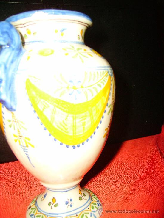 Antigüedades: Ceramicas de Talavera de la Reina , ceramista Ruiz de Luna - Foto 2 - 25047844