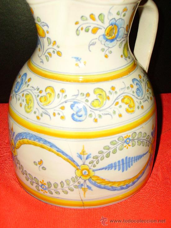 Antigüedades: Ceramicas de Talavera de la Reina , ceramista Ruiz de Luna - Foto 3 - 25048867