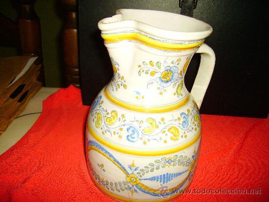 Antigüedades: Ceramicas de Talavera de la Reina , ceramista Ruiz de Luna - Foto 4 - 25048867