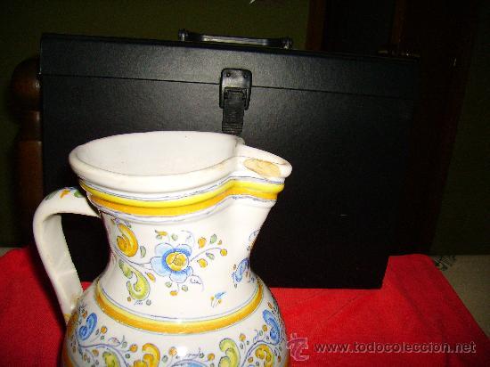 Antigüedades: Ceramicas de Talavera de la Reina , ceramista Ruiz de Luna - Foto 2 - 25048867