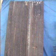 Antigüedades: ESPECTACULAR PORTON PUERTA DE MASIA CATALANA SXIX. Lote 22784357