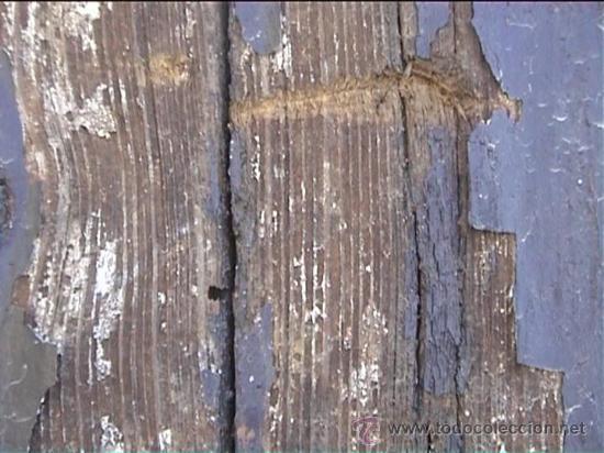 Antigüedades: ESPECTACULAR PUERTA PORTON MASIA CATALANA SXIX - Foto 10 - 22784740