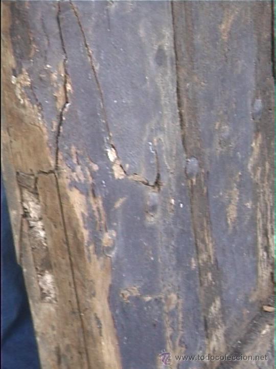 Antigüedades: ESPECTACULAR PUERTA PORTON MASIA CATALANA SXIX - Foto 12 - 22784740