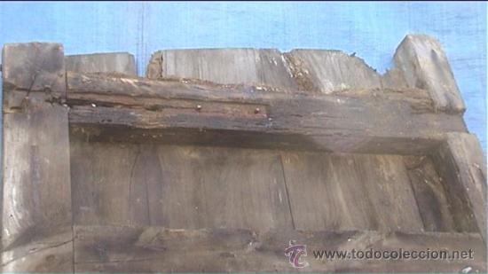 Antigüedades: ESPECTACULAR PUERTA PORTON MASIA CATALANA SXIX - Foto 26 - 22784740