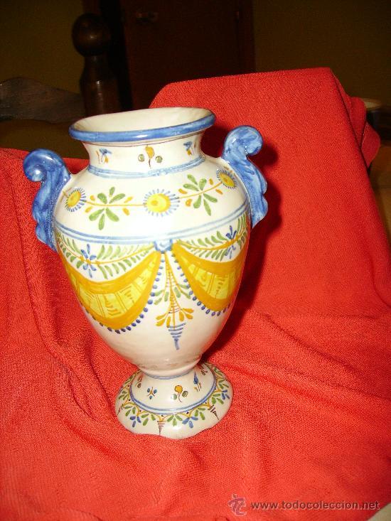 CERAMICAS DE TALAVERA DE LA REINA , CERAMISTA RUIZ DE LUNA (Antigüedades - Porcelanas y Cerámicas - Talavera)