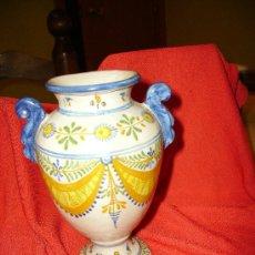 Antigüedades: CERAMICAS DE TALAVERA DE LA REINA , CERAMISTA RUIZ DE LUNA. Lote 25047844