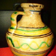 Antigüedades: CERAMICAS DE PUENTE DEL ARZOBISPO. Lote 25062621