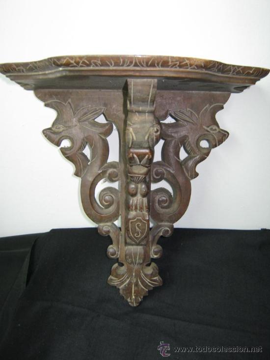 Antigua balda repisa de madera vendido en venta directa 22798050 - Balda de madera ...