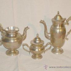 Antigüedades: JUEGO DE CAFÉ. Lote 22817621