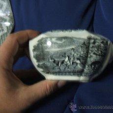 Antigüedades: AZUCARERO. FABRICA DE LA AMISTAD. SIGLO XIX. UNICO EN TC.. Lote 27162049