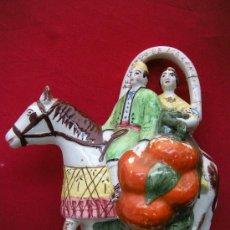 Antigüedades: ANTIGUO BOTIJO DE MANISES. Lote 22987021