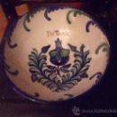 Antigüedades: CUENCO GRANADINO. FAJALAUZA.. Lote 27612937