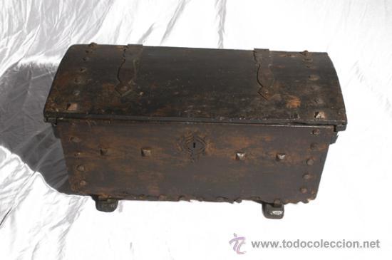 Antigüedades: COFRE NOVIA - Foto 3 - 23149593