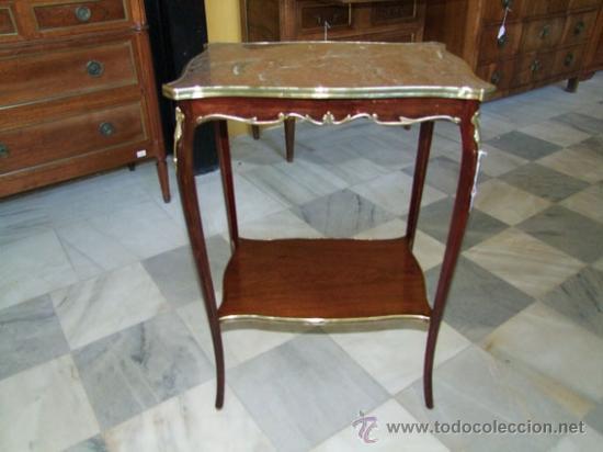Antigüedades: MESA DE 1800,CAOBA REF.4742 - Foto 3 - 26994572