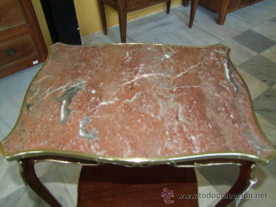 Antigüedades: MESA DE 1800,CAOBA REF.4742 - Foto 5 - 26994572