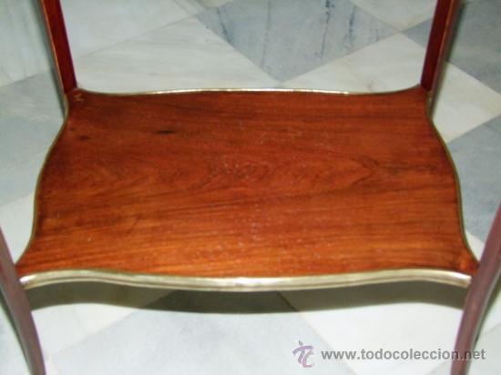 Antigüedades: MESA DE 1800,CAOBA REF.4742 - Foto 6 - 26994572