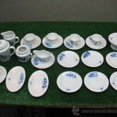 Antigüedades: JUEGO CERAMICO DE CAFE . Lote 23416073