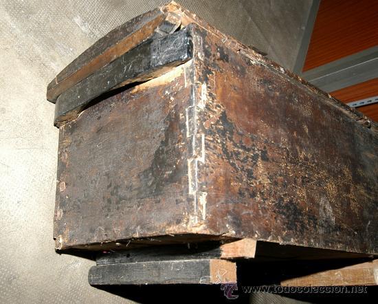 Antigüedades: COFRE NOVIA - Foto 8 - 23149593