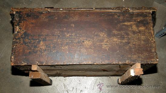 Antigüedades: COFRE NOVIA - Foto 9 - 23149593