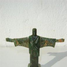 Antigüedades: CRISTO DE PIEDRA. Lote 23604790