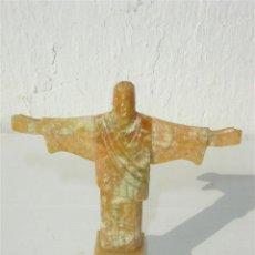 Antigüedades: CRISTO DE PIEDRA. Lote 23604810