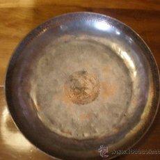 Antigüedades: PRECIOSA FUENTE DE COBRE ANTIGUO.. Lote 26508083