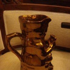 Antigüedades: ANTIGUA JARRA BRISTOL. Lote 26031118
