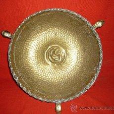 Antigüedades: FRUTERO DE METAL. Lote 25797746