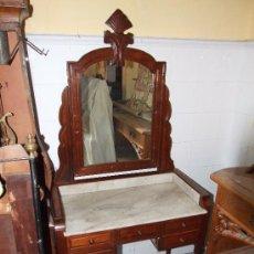 Antigüedades: TOCADOR DE CAOBA S.XIX. Lote 26660889