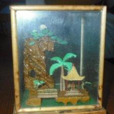Antigüedades: CAJA CHINA. Lote 27506027