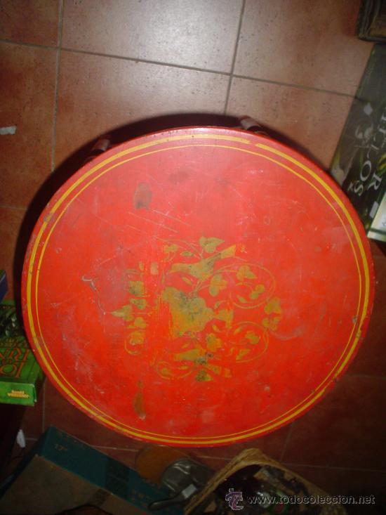 Antigüedades: MESA AUXILIAR - Foto 3 - 27041511