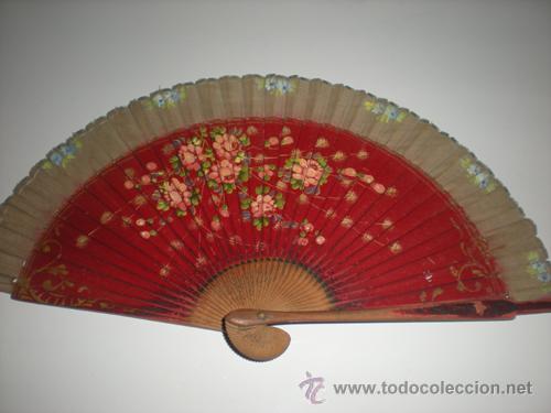 ABANICO (Antigüedades - Moda - Abanicos Antiguos)