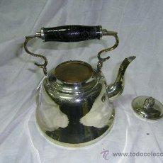 Antigüedades: TETERA ALPACA. Lote 24404645
