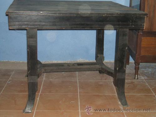 Mesas usadas de comedor mesa de comedor rectangular en for Mesas de comedor usadas