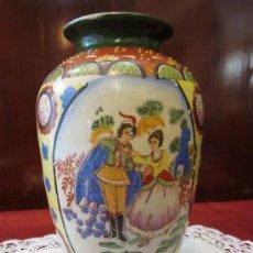 Antigüedades: ANTIGUO JARRÓN DE PORCELANA. Lote 27539486