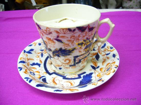 Taza bigotera de porcelana inglesa comprar - Porcelana inglesa antigua ...