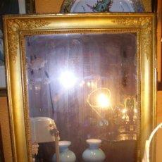 Antigüedades: ESPEJO ISABELINO. Lote 26212452
