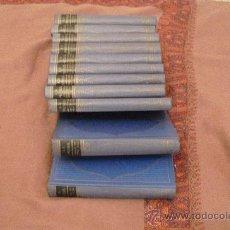 Antigüedades - LA MODA, coleccion de 11 libros - 27553040