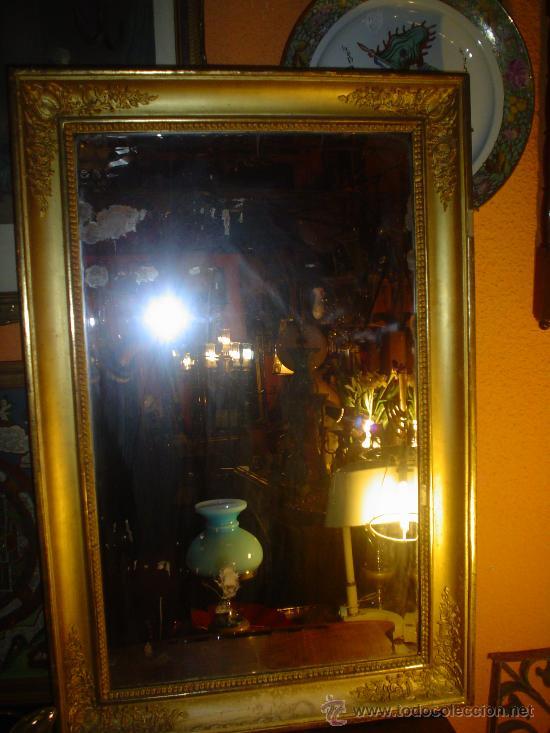 Antigüedades: ESPEJO ISABELINO - Foto 7 - 26212452